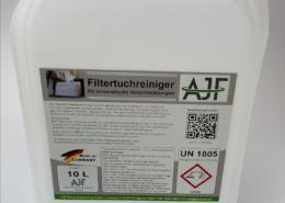 Filtertuchreiniger