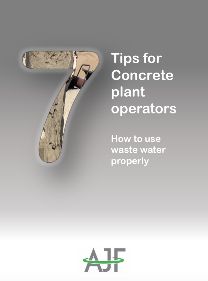 7 Tips for concrete plant operators